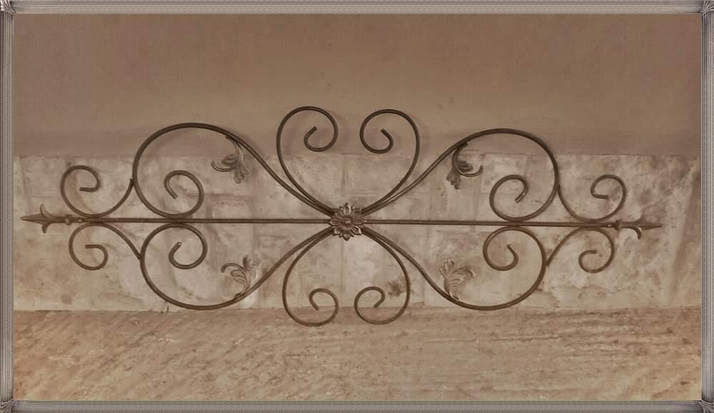 t232-fleur-de-lis-and-leaf-panel
